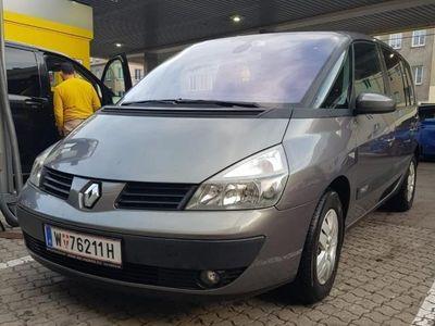 gebraucht Renault Espace Authentique 1,9 dCi