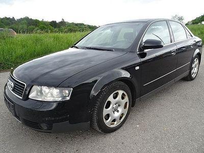 usata Audi A4 2,5 TDI quattro Tiptronic