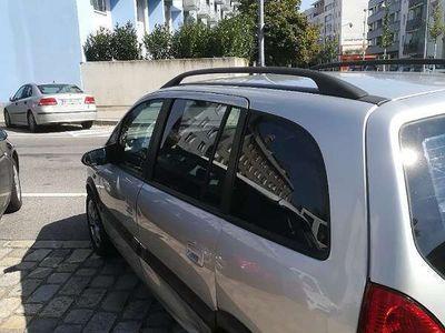 brugt Opel Zafira Kombi / Family Van,