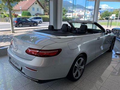 gebraucht Mercedes E220 PKWCabrio