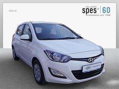 gebraucht Hyundai i20 1,25 Limited Limousine,