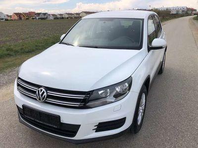 gebraucht VW Tiguan Trend