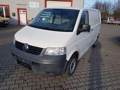 gebraucht VW Transporter 1,9 TDI !! Kastenwagen !! 2x Schiebetüre !!