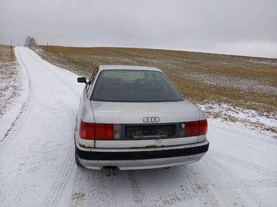 gebraucht Audi 80 1,9TDI Limousine