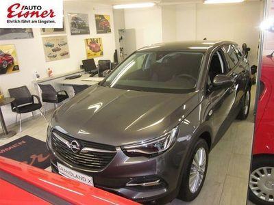 gebraucht Opel Grandland X 1,6 CDTI BlueInjection Edition Star... SUV / Geländewagen,