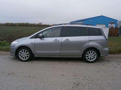 gebraucht Mazda 5 CD 143 TX PLUS Kombi / Family Van