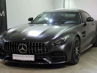 gebraucht Mercedes AMG GT Mercedes-AMG GT C Coupe Edition 50 Sportwagen / Coupé