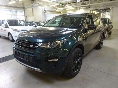 gebraucht Land Rover Discovery Sport Discovery Sport2,2 SD4 4WD HSE Aut.