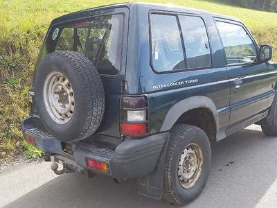 gebraucht Mitsubishi Pajero 2,5 TD GL SUV / Geländewagen