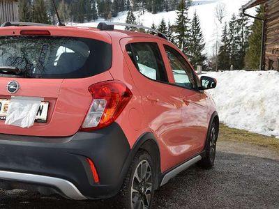 gebraucht Opel Karl KarlRocks /Viva Rocks Klein-/ Kompaktwagen