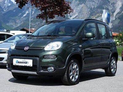 gebraucht Fiat Panda 4x4 4x4 1,3 Multijet II 95 Rock, 95 PS, 5 Türen, Schaltgetriebe