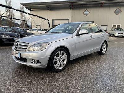 gebraucht Mercedes C200 Avantgarde A-Edition CDI