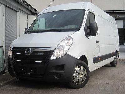 gebraucht Opel Movano 2.3 BiTurbo CDTI Eco FLEX L3H2