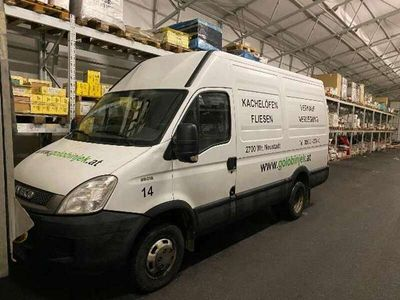 gebraucht Iveco Daily 35 S 14 C 3000L HD 2,3 HPT DPF