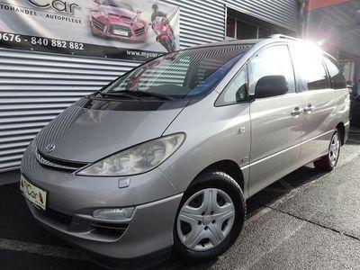gebraucht Toyota Previa 2,0 D-4D Kombi / Family Van