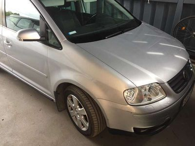 gebraucht VW Touran Kombi / Family Van