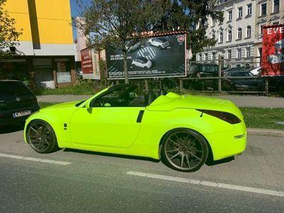 gebraucht Nissan 350Z Cabrio/Roadster