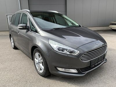 used Ford Galaxy 2,0 TDCi Titanium Start/Stop''AHK*Navi*P... Kombi / Family Van,
