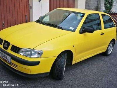 gebraucht Seat Ibiza 1,9 Disel Klein-/ Kompaktwagen