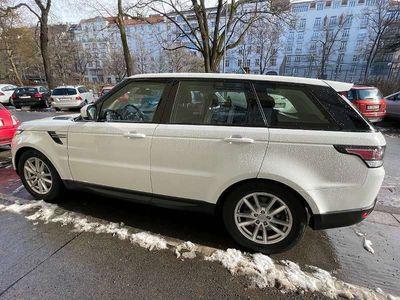 gebraucht Land Rover Range Rover Sport 3,0 TDV6 S SUV / Geländewagen