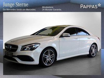 gebraucht Mercedes CLA200 CLA-Klassed 4MATIC Sportwagen / Coupé,