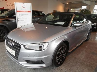 gebraucht Audi A3 Cabriolet 1,6 TDI Intense
