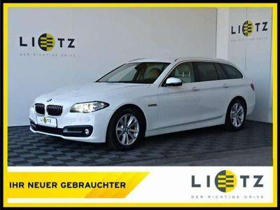 gebraucht BMW 520 5er-Reihe d xDrive Touring Österreich-Paket Aut. Kombi / Family Van