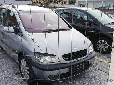 gebraucht Opel Zafira 2.0 16V Kombi / Family Van