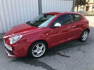 gebraucht Alfa Romeo MiTo Alfa14 Super ** Serviceheft ** neues ARBÖ Pickerl**