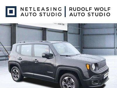 gebraucht Jeep Renegade Longitude FWD Klima+PDC+Tempomat+DAB