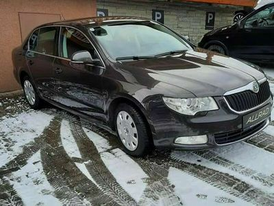 gebraucht Skoda Superb 4x4 Ambition CR 2,0 TDI DPF