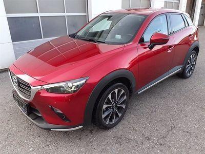 gebraucht Mazda CX-3 CD115 Challenge