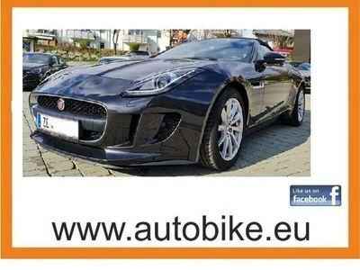 gebraucht Jaguar F-Type Convertible 3,0 S/C Aut.