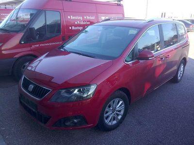 gebraucht Seat Alhambra 2,0 TDI Kombi / Family Van,