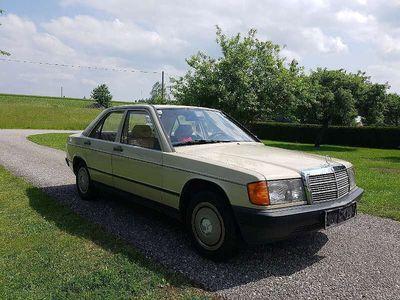 gebraucht Mercedes 190 D 201 122 Limousine