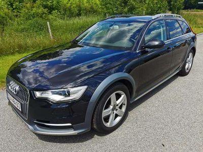 gebraucht Audi A6 Allroad 3,0 TDI quattro S-tronic