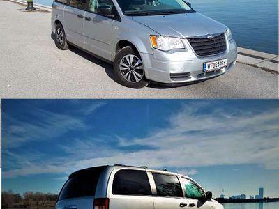 gebraucht Chrysler Grand Voyager VoyagerRT StowNgo Kombi / Family Van