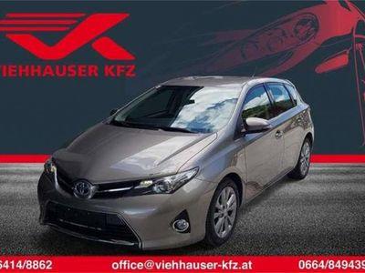 gebraucht Toyota Auris 1,8 VVT-i Hybrid Active*Rückfahrkamera*Klima
