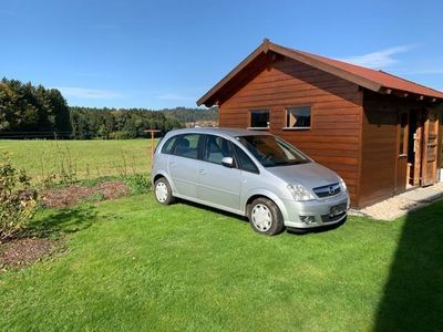 gebraucht Opel Meriva 1,4 16V Cosmo
