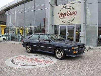 gebraucht Audi Coupé Quattro Sportwagen /