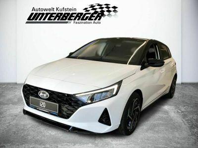 gebraucht Hyundai i20 (BC3) Trendline 1,0 T-GDi DCT b1bt2-P2/3-O3