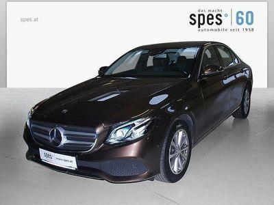 brugt Mercedes E220 Automatik