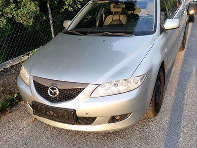 gebraucht Mazda 6 EXPORT oder Bastler Kombi / Family Van,