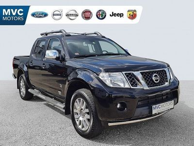 used Nissan Navara Double CabLE 3,0 dCi 4x4 DPF Aut.