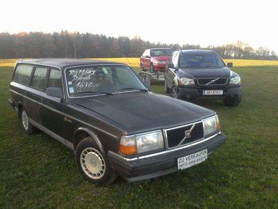 usata Volvo 240 Serie 200GL Kombi / Family Van,