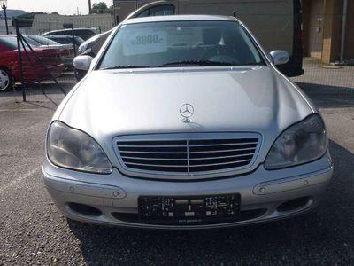 gebraucht Mercedes S320 S-KlasseAut. Limousine,