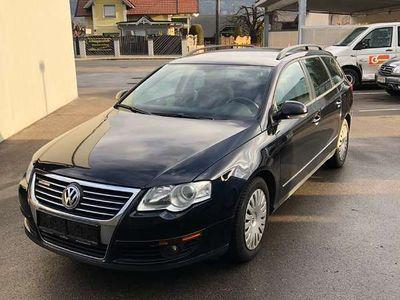 gebraucht VW Passat 1,9 TDI Kombi / Family Van