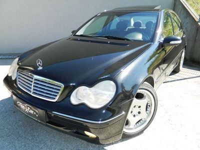 gebraucht Mercedes C270 Elegance Sport CDI Aut. **TOP AUSSTATTUNG**