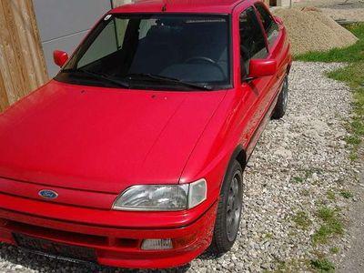 gebraucht Ford Escort XR3i 1,8l 16V Sportwagen / Coupé