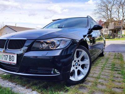 gebraucht BMW 320 3er-Reihe Kombi Diesel (E91) Touring Österreich-